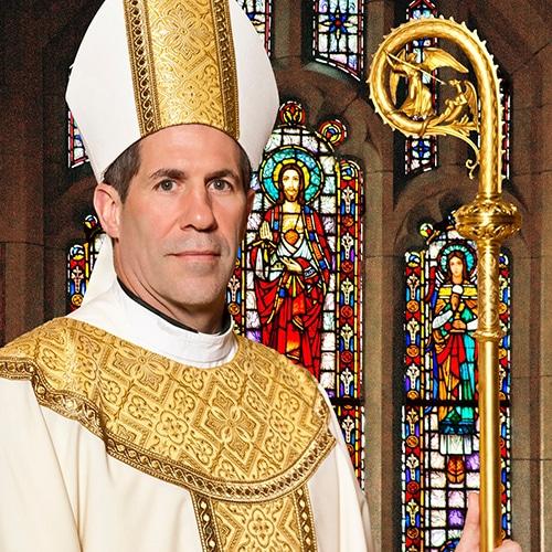 The Most Reverend Michael J. Byrnes
