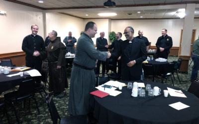 Three Priest Assemblies Learn About The Four Levels of Happiness