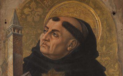 Augustine, Aquinas, Plato, and Aristotle