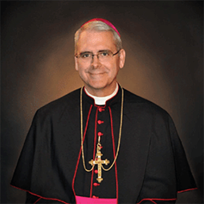 The Most Reverend Paul S. Coakley